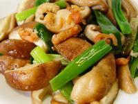 【厚生廚房】青蔥開陽炒鮮菇