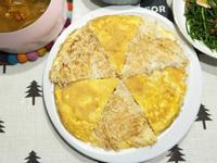 麻油麵線煎餅😋(⛺️露營可)