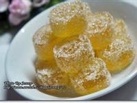 芒果果汁軟糖