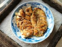 香料嫩煎雞胸(10分鐘法則)