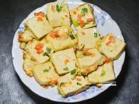 超簡單懶人韓式蔬菜豆腐煎餅