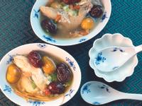 糯米人蔘雞湯--電影美食端上桌