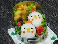 [親子食堂]小雞飯糰