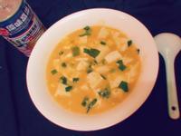 鹹蛋燒豆腐