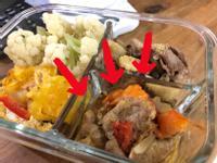 低醣廚房-綠咖喱椰汁豬