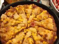 熱情🌞夏威夷手桿pizza