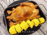 香草烤全雞