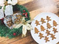 聖誕小點-薑餅餅乾