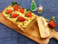 聖誕莓果隱形蛋糕