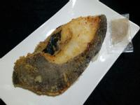煎鱈魚(12.21,星期五)