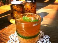 錫蘭紅茶與雪梨百香果果醬的邂垢