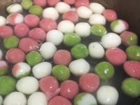 馬鈴薯豆腐湯圓-無糯米版