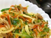 炒綜合蔬菜絲