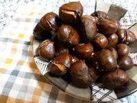 氣炸鍋料理─夜市美食─糖炒栗子