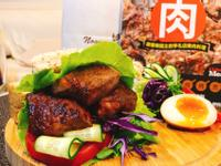 就愛吃''肉'' ,韓式牛小排口袋三明治
