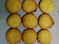 奶酥餅乾─自製香港小熊餅乾