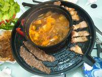 韓式烤五花肉  簡單上桌