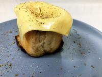 半熟蛋法式麵包