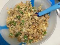 1y+寶寶副食品「青椒瘦肉炒飯」