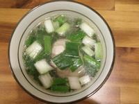 蔥雞湯 冬天補品