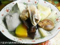 ㄚ曼達的廚房~鮭魚豆腐湯