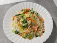 【吃飽飽十分鐘炒米粉】鵝白菜 紅蘿蔔 蛋