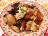 蕃茄燉雞胸(大同電鍋)