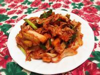 韓式泡菜~台灣人口味版
