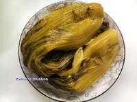 醃漬鹹菜(芥菜)