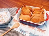 卡士達鯛魚燒 (小v鬆餅機)