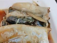 ~紅燒鯖魚~