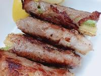 豬梅花捲蔬食