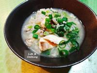 【一個人的廚房】魚片粥