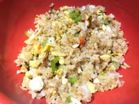 👩🏻🍳彩椒鹹蛋炒飯-簡單快速