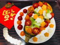 金玉滿堂(素食/年菜)南瓜沙拉