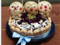 優格水果蛋糕