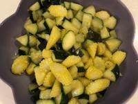 炒玉米筍櫛瓜