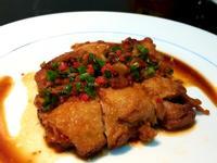 油淋去骨雞腿排-年菜宴客菜