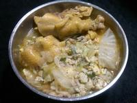 排骨雞湯麵