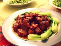無錫排骨-紅油赤醬功夫菜