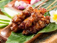南洋料理達人劉明芳--印尼沙嗲