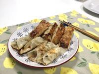 日式煎餃(備料極簡單)
