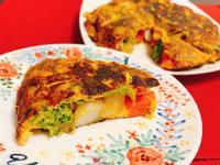 西班牙馬鈴薯烘蛋(蛋奶素/無肉料理)