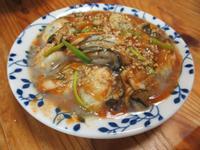 韓式辣椒醬蚵仔