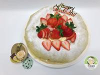 草莓優格千層蛋糕