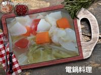 雞骨蔬菜湯
