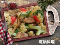 雞肉燒花椰菜