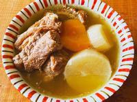 清燉牛肉湯(快鍋料理)