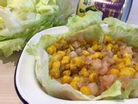超簡單玉米蝦鬆