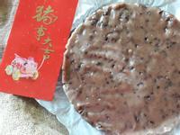 年節上大菜-呷甜甜過好年紅豆年糕-低糖版